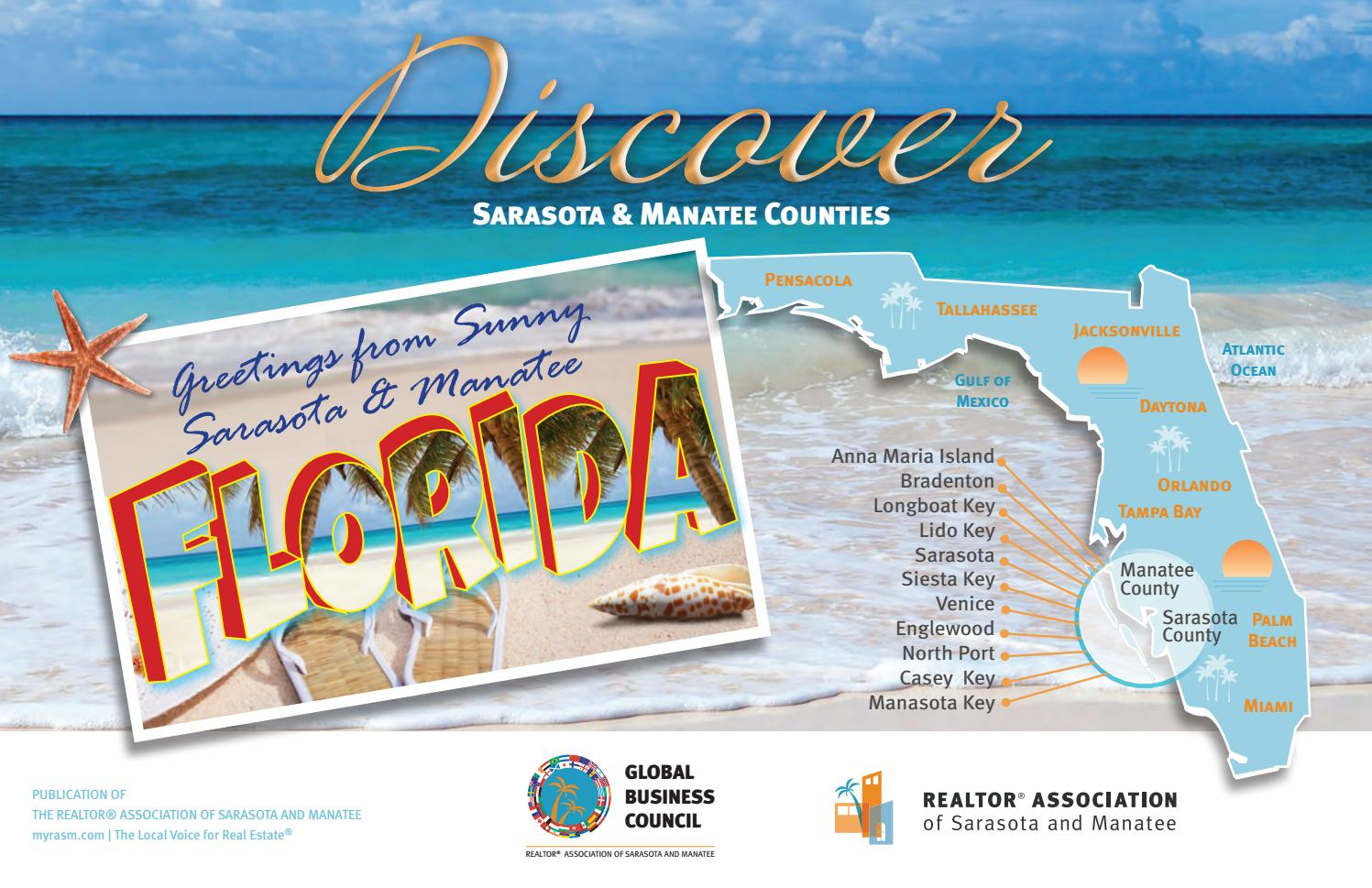 Discover Sarasota and Manatee Counties by REALTOR ...