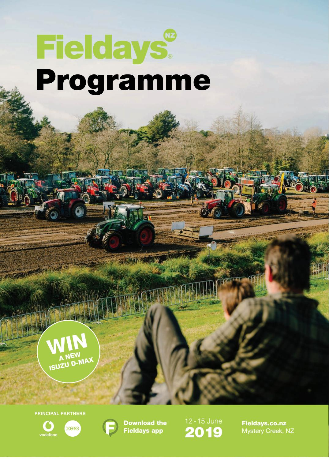 Fieldays Programme 2019 by NZME  - issuu