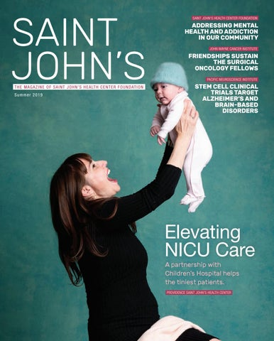 Saint John's - The Magazine of Saint John's Health Center