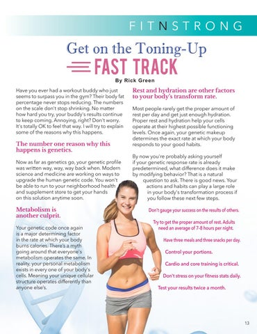 Page 15 of get on the fast track