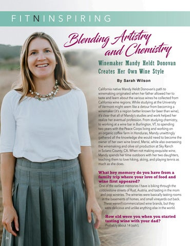 Page 38 of Blending artistry and chemistry