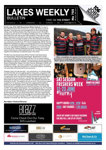 705 by Lakes Weekly Bulletin - issuu