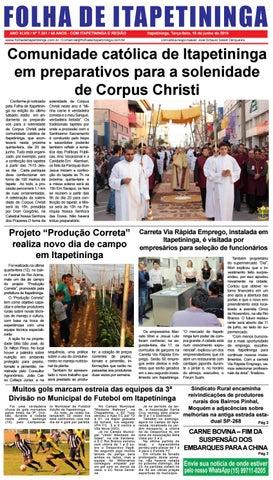 Folha de Itapetininga 18/06/2019 (Terca-feira)