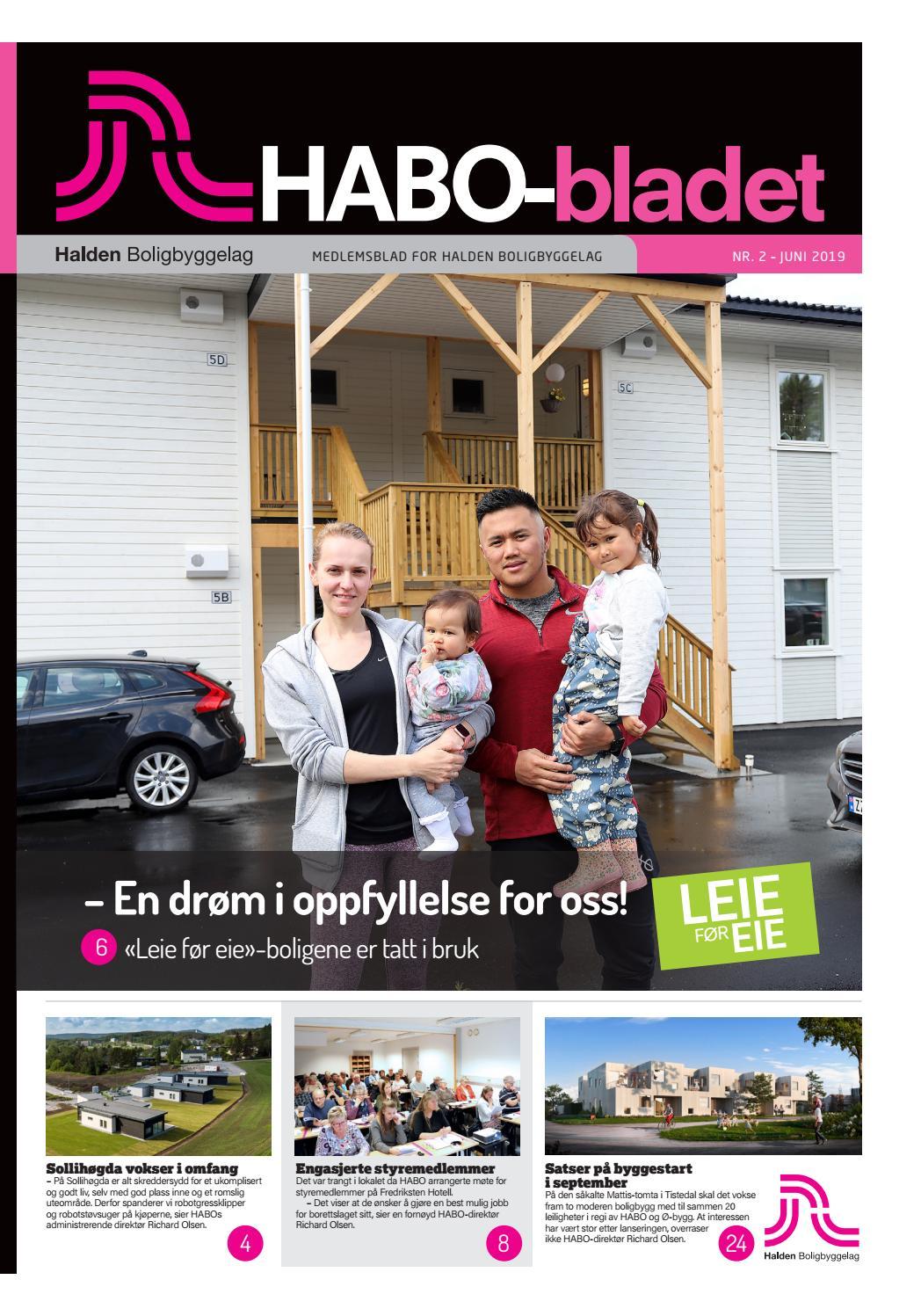 e54912015 HABO-bladet nr. 2-2019 by Suveren Kommunikasjon AS - issuu