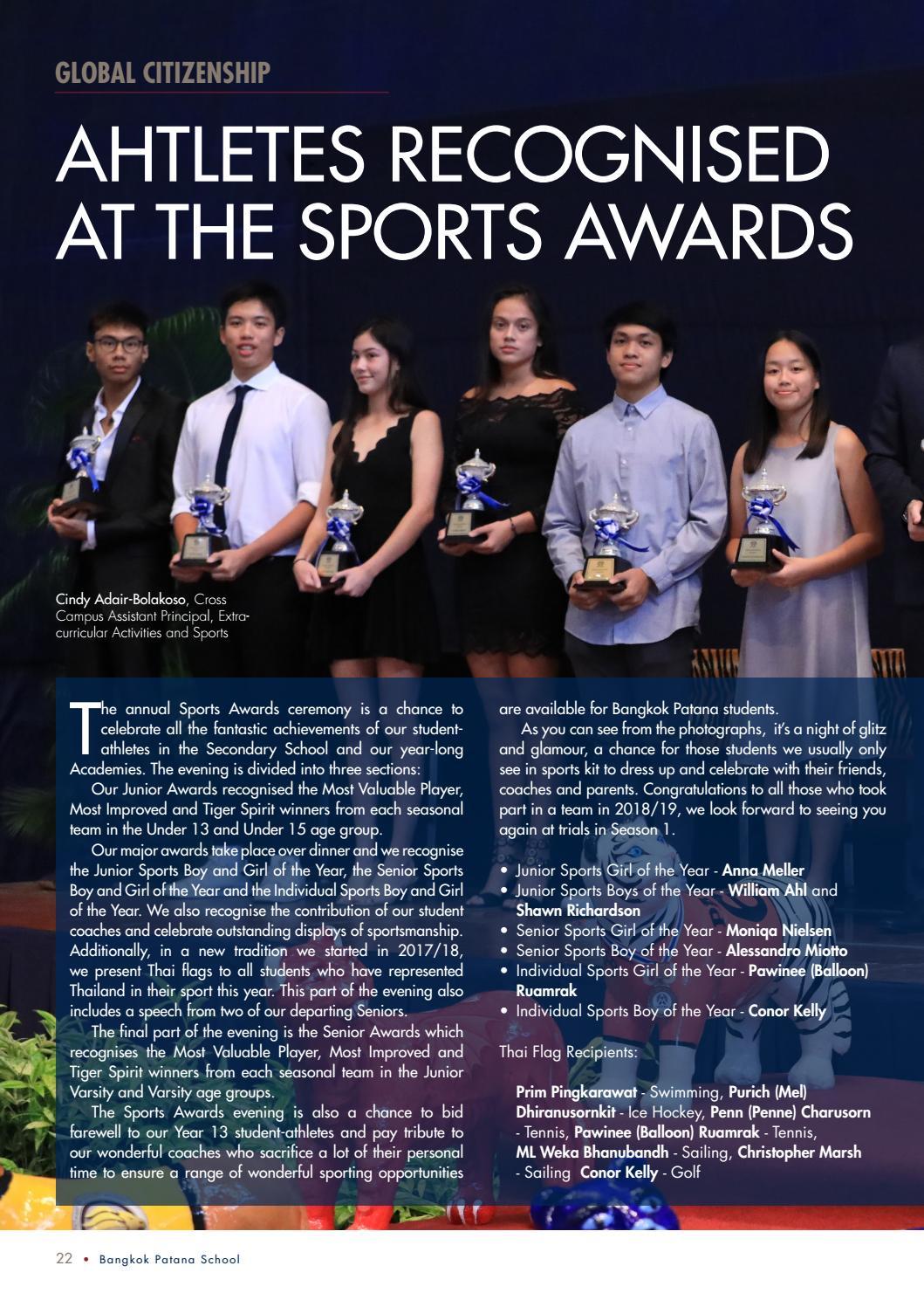 Term 3 Magazine June 2019 by Bangkok Patana School - issuu