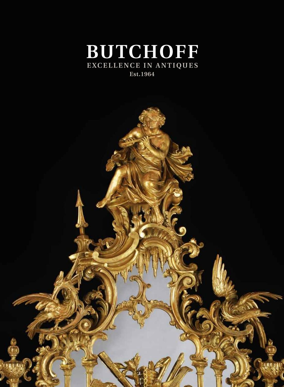 Butchoff Antiques 2019 By Artsolution Sprl Issuu