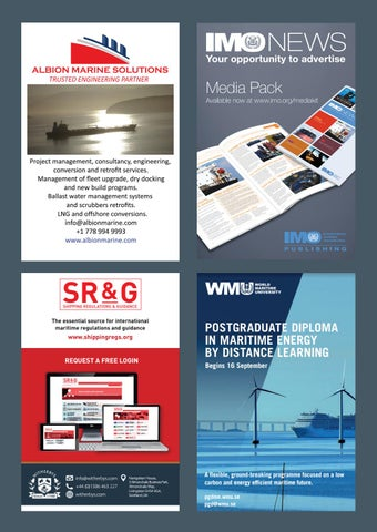 IMO News - Summer Issue - 2019 by IMO News Magazine - issuu