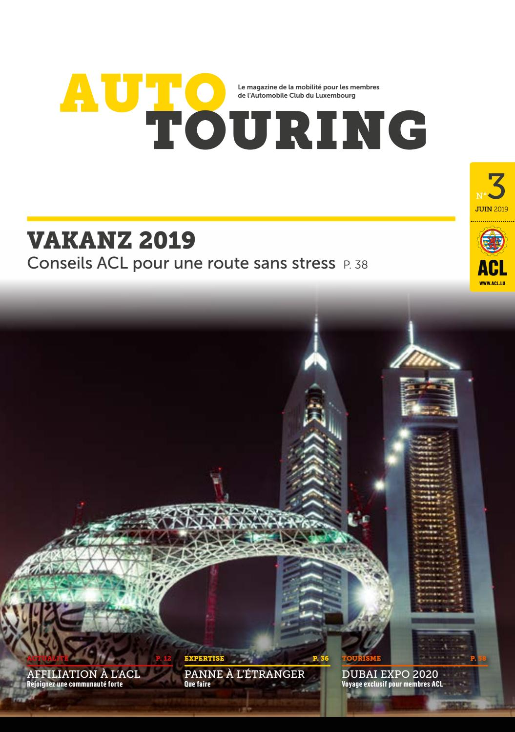 2019 Acl Autotouring By Juin Issuu c4AR35Ljq