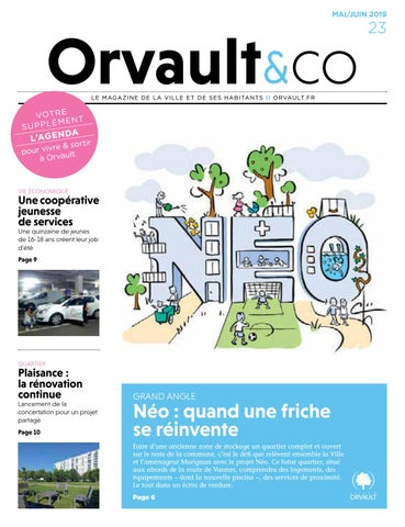 Magazine Orvault Co 23 By Ville Dorvault Issuu