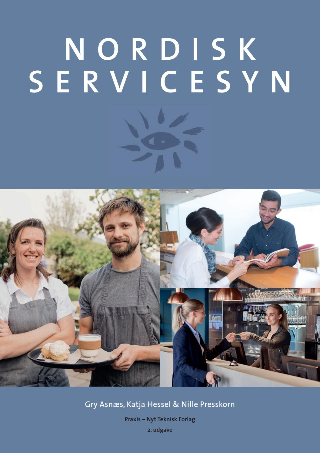 be50c7bba10 Nordisk servicesyn, 2. udgave, 2019