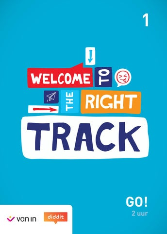 TRACK 1 - GO! by VAN IN - issuu