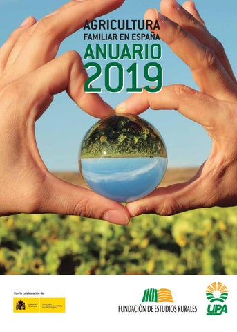 Agricultura Familiar En España 2019 Informe Anual By