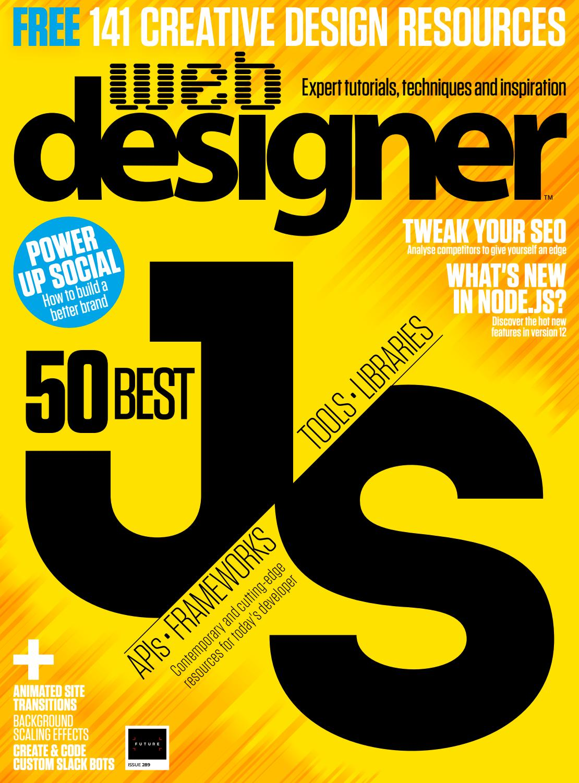 Web Designer 289 Sampler By Future Plc Issuu