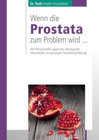 prostata probleme beim wasserlassen