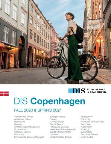 Cuny Academic Calendar Spring 2020.Dis Copenhagen Semester Catalog Fall 2020 Spring 2021 By Dis