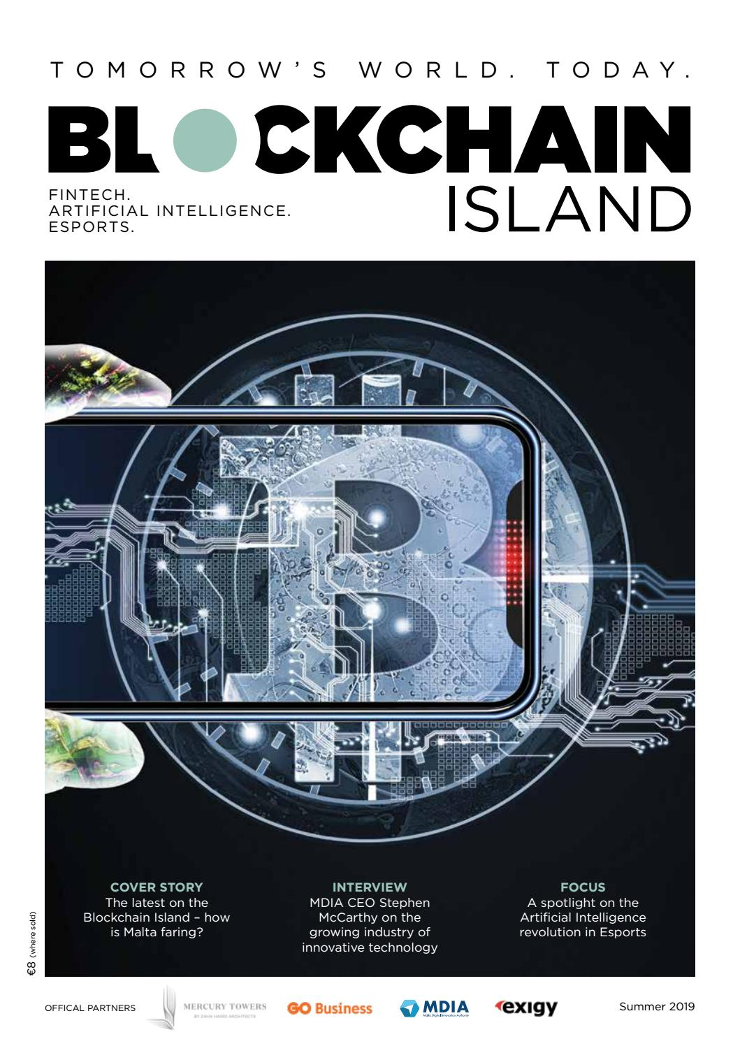 Blockchain Island by Content House Group - issuu