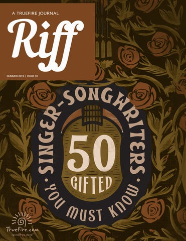 Riff Journal Summer 2019 Issue 18 By Riff Journal Issuu