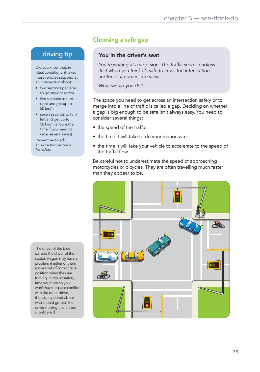 Learn to Drive Smart by Insurance Corporation of BC - issuu