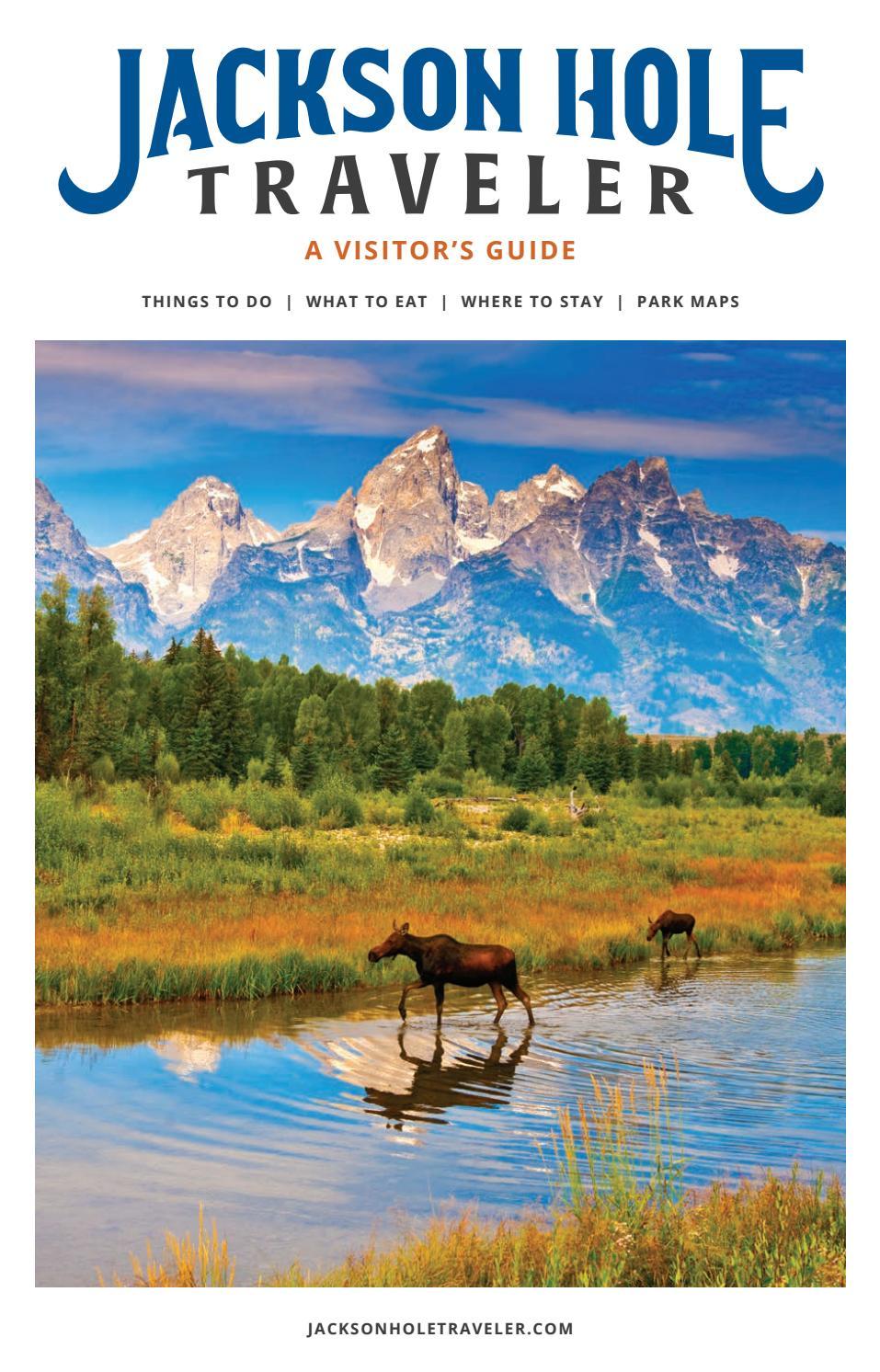 Bridger Teton National Forest Map Buffalo /& Jackson RD Waterproof