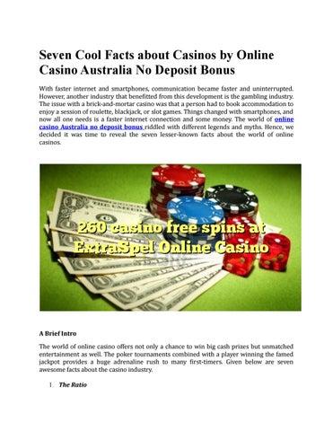 $300 no deposit bonus