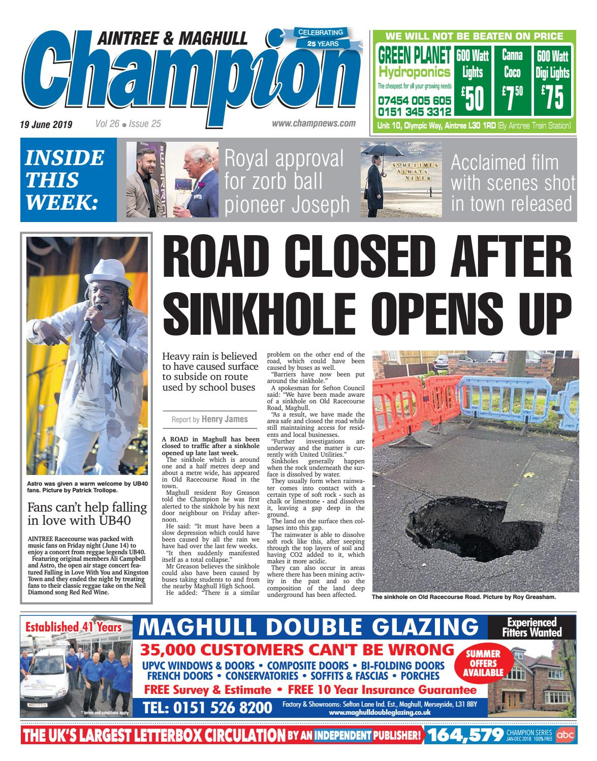 M2519 by Champion Newspapers - issuu