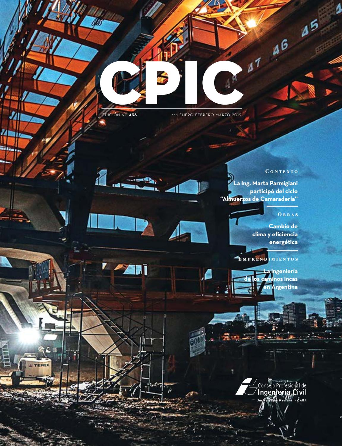 Revista Cpic N 438 By Revista Cpic Issuu