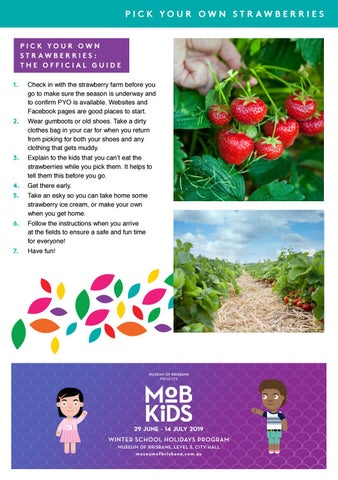 Page 11 of Strawberry Picking Season is here!!!