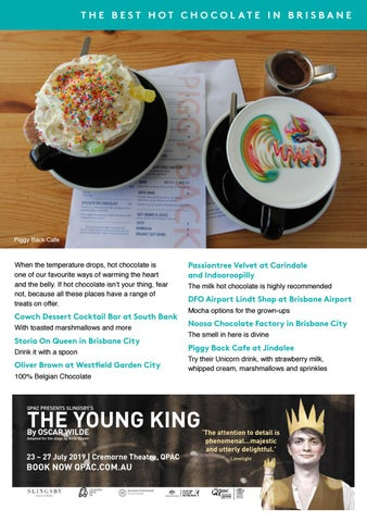 Page 27 of Best Hot Chocolate in Brisbane