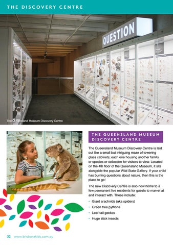 Page 32 of Discovery Centre Queensland Museum