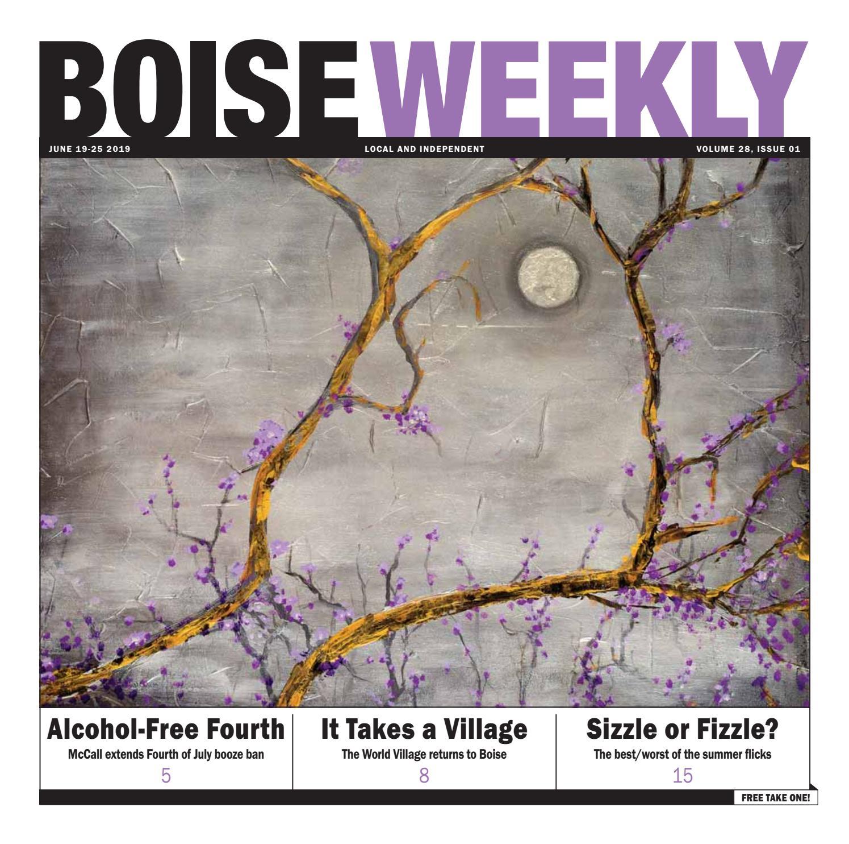 Boise Weekly Vol  28 Issue 01 by Boise Weekly - issuu