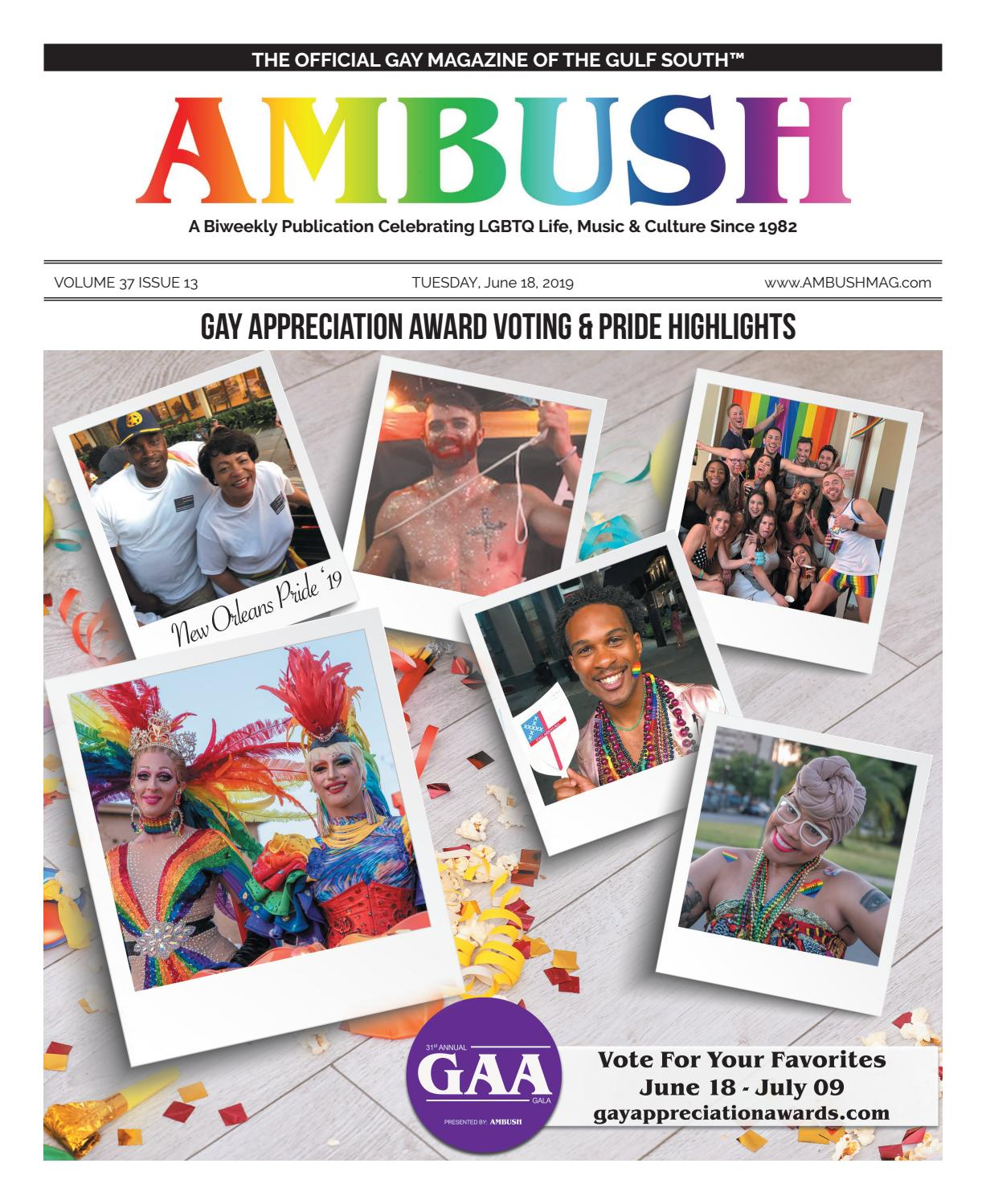 Ambush Magazine Volume 37 Issue 13 by Ambush Publishing - issuu