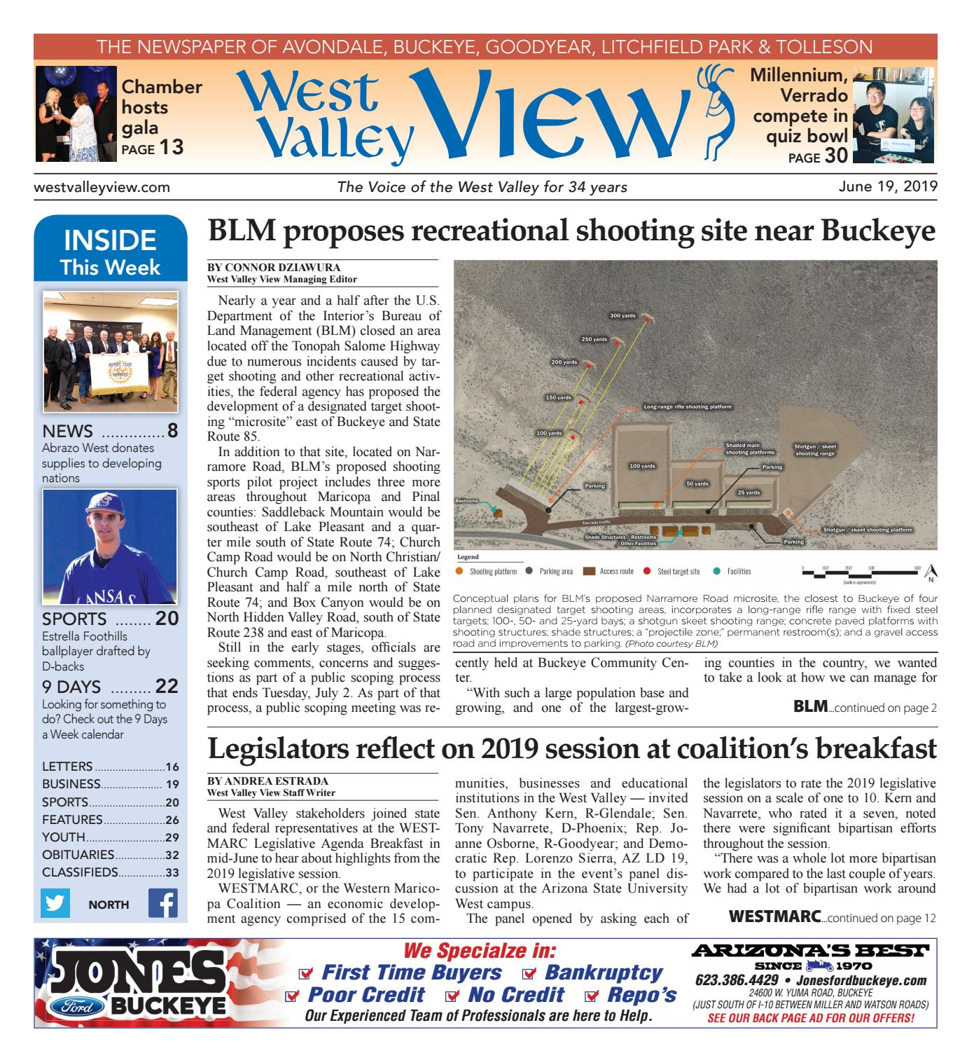 West Valley View: North 06 - 19 - 2019 by Times Media Group - issuu
