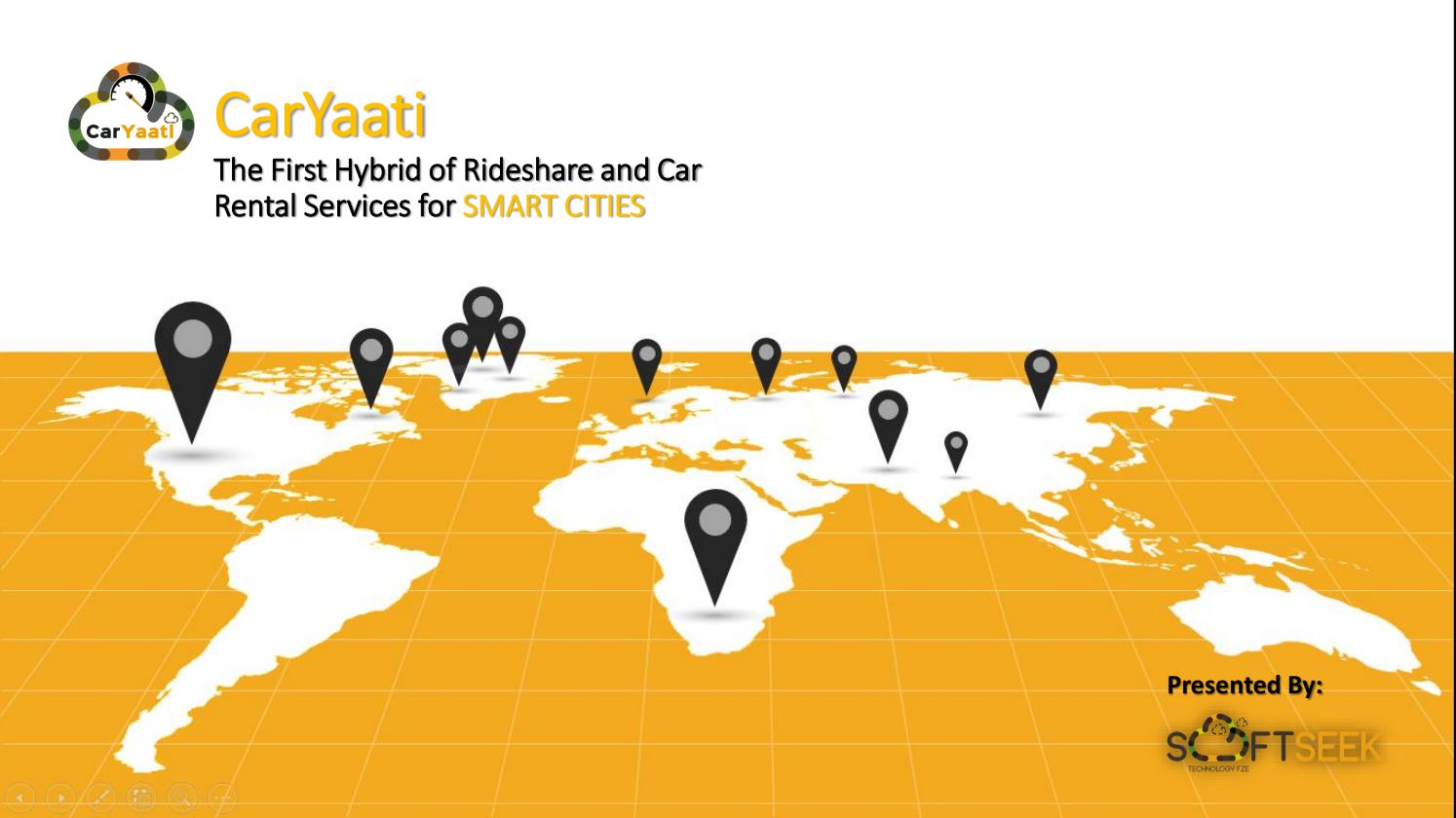 CarYaati - Online Car Rental Marketplace - Product Catalog by