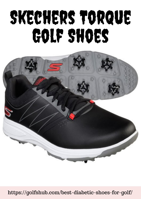 Skechers Torque Golf Shoes by Golfs Hub