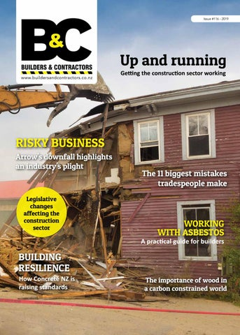 Builders & Contractors Magazine, Issue #116 by Markat - issuu