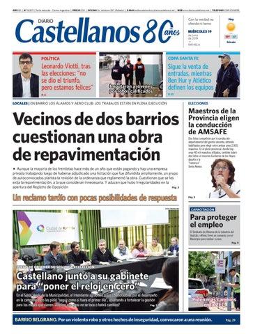 Diario Castellanos 19 06 19 by Diario Castellanos - issuu