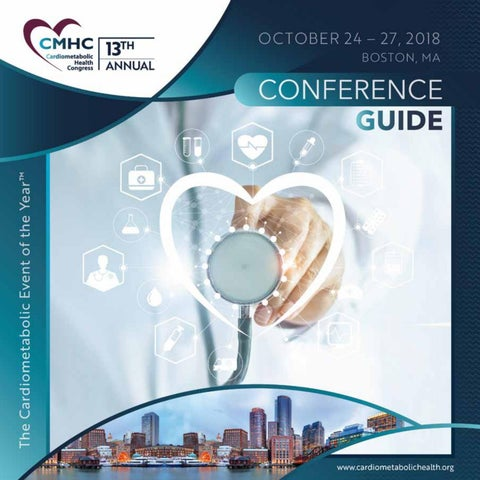 CMHC Boston Conference guide 2018 by JOSE WONG AD - issuu