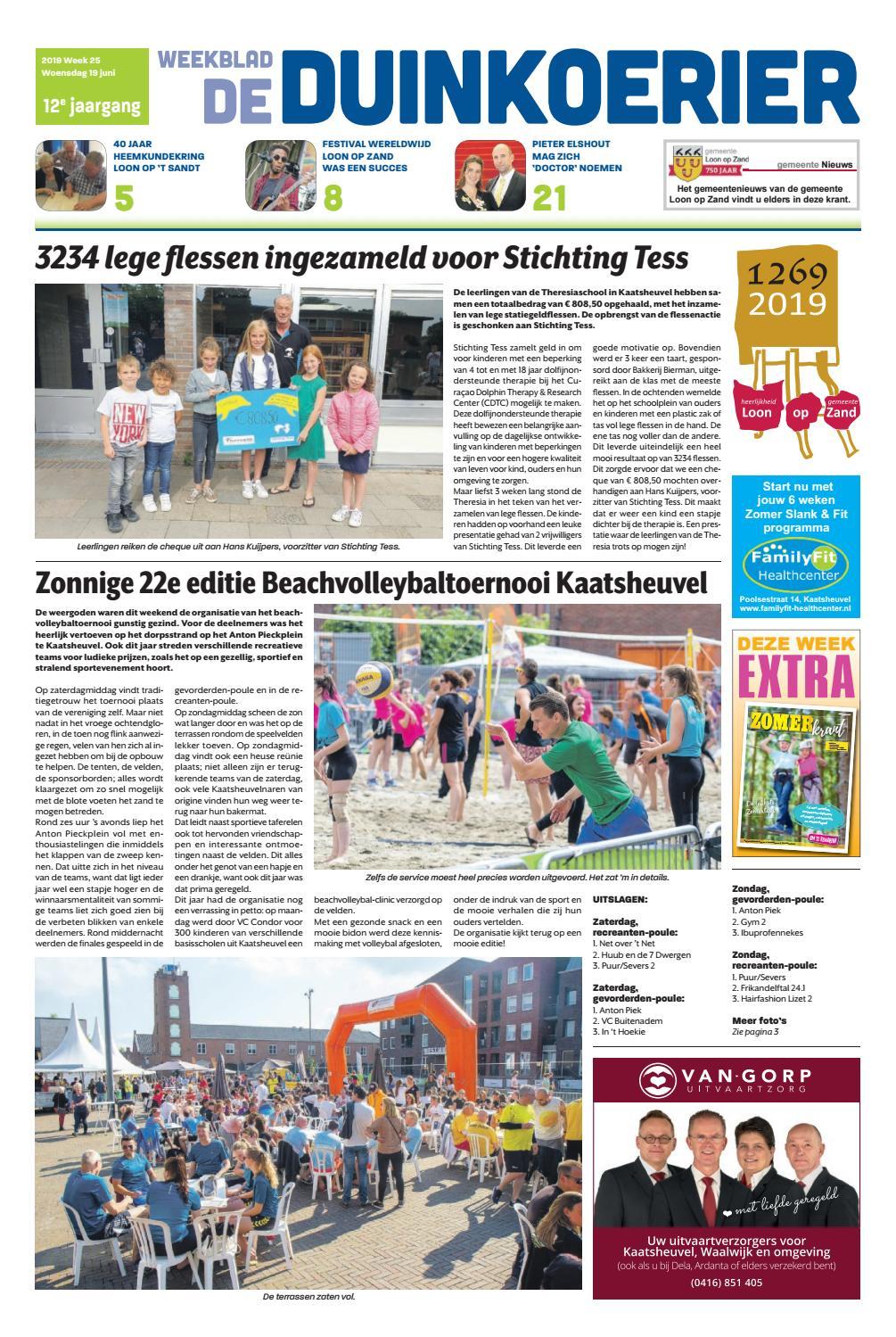 2fd1cd5c570e59 De Duinkoerier 19-06-2019 by Uitgeverij Em de Jong - issuu