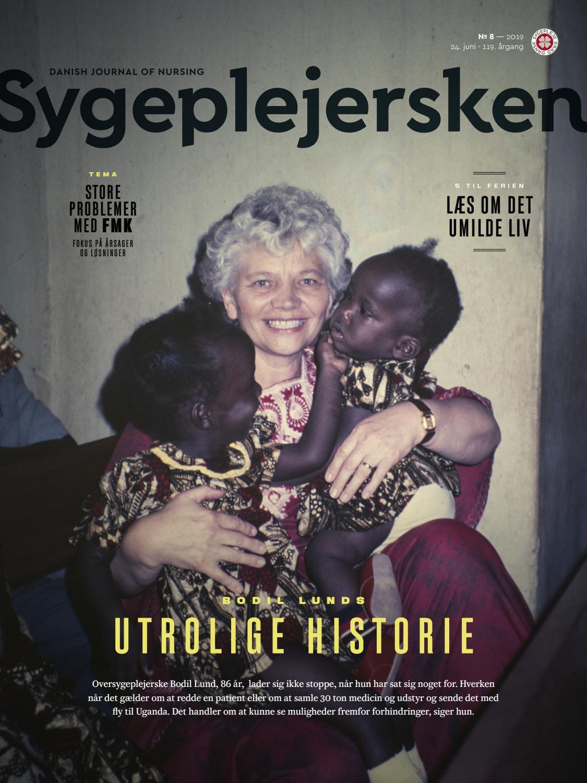 85f9cf47 Sygeplejersken № 8, 2019 by Sygeplejersken - issuu