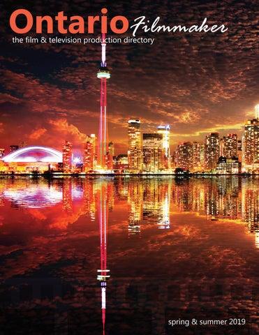 Ontario Filmmaker Directory - Fall / Winter 2015 - 2016 by Ontario