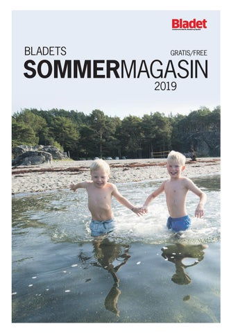 d85b076f Bladets Sommermagasin 2019 by Adresseavisen - issuu