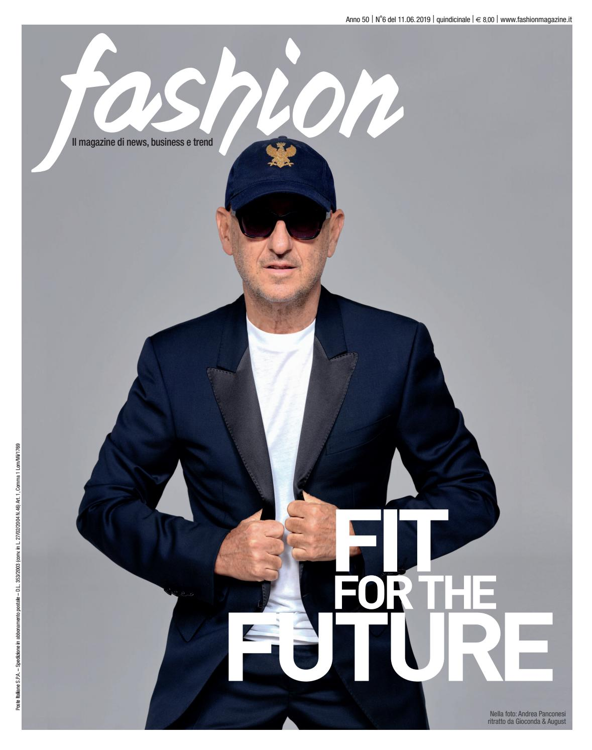 FASHION N 6_2019 by Fashionmagazine issuu