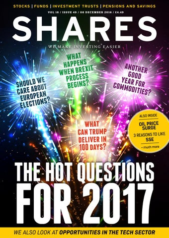 Shares Magazine 08 December 2016 by Shares Magazine - issuu