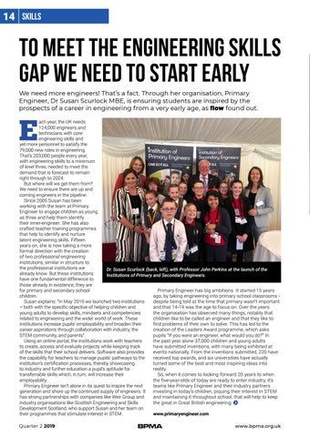 Page 14 of To meet the engineering skills gap we need to start early