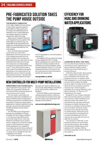 Page 24 of Building Services Products