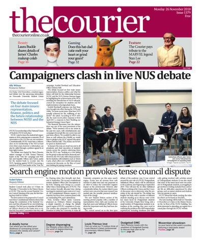 Courier 1379 by The Courier Online - issuu