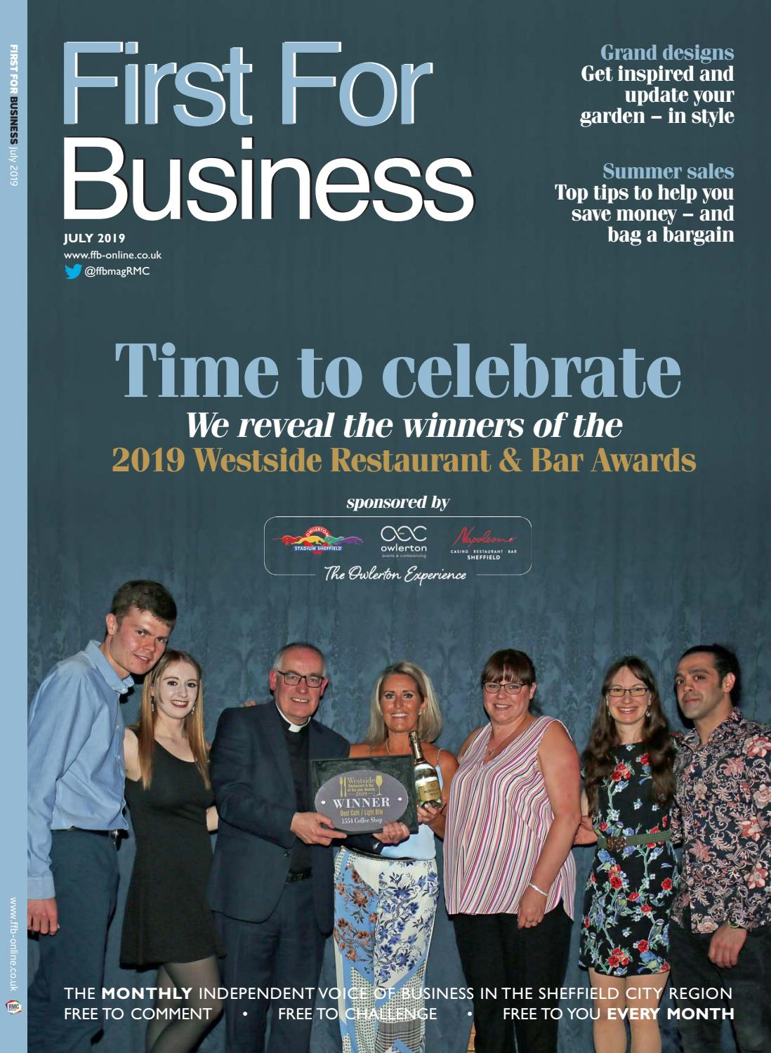 First for Business July 2019 by RMC Media - issuu