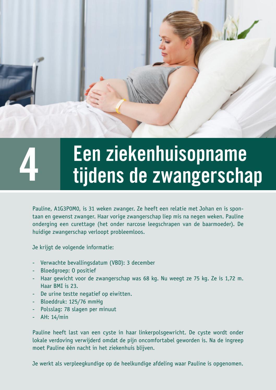 lokale verdoving tijdens zwangerschapsdiabetes