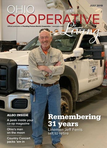 Ohio Cooperative Living - July 2019 - Paulding Putnam by Ohio