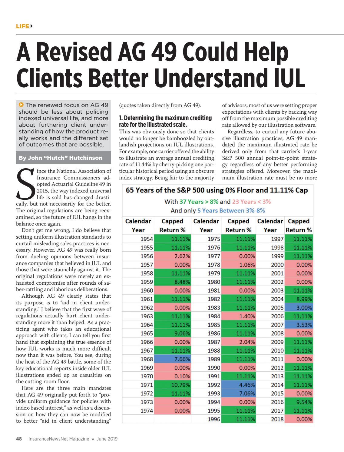 InsuranceNewsNet Magazine - June 2019 by InsuranceNewsNet ...